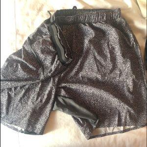 Lululemon XXL Draw String no liner shorts 7in